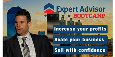 Expert Advisor Virtual Bootcamp For Real Estate Agents tickets