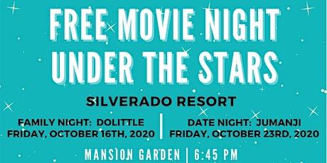 FREE Movie Night Under the Stars tickets