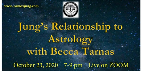 Jung's Relationship to Astrology with Becca Tarnas tickets