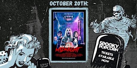 Spooky Popcorn: Ten Minutes To Midnight tickets