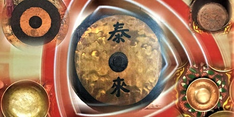 Gong Harmonic Sound Circle with Judith Grasshopper tickets