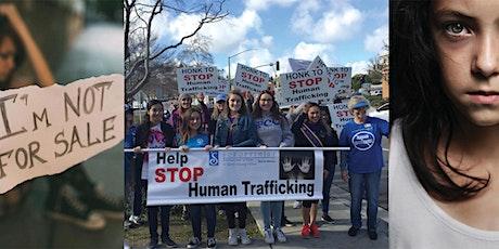 Human Trafficking Awareness Webinar tickets