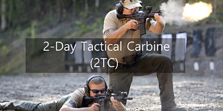 2-Day Tactical Carbine(2TC) Dec 5-6, 2020 tickets