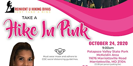Take A  Hike in PINK!! tickets