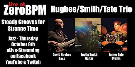 Live Jazz - The Hughes/White/Tate Trio tickets