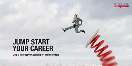 Jump Start Your Career tickets