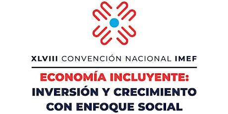 XLVIII Convención Nacional IMEF - Virtual boletos