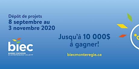 BIEC 2020 - Trucs et outils de communication pour mobiliser votre réseau billets