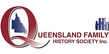 QFHS Members' Meeting (Nov ) tickets