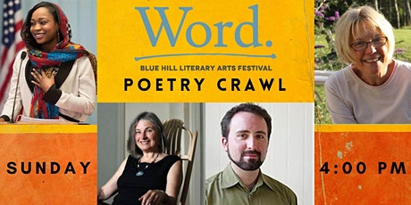 Word Festival Poetry Crawl! tickets