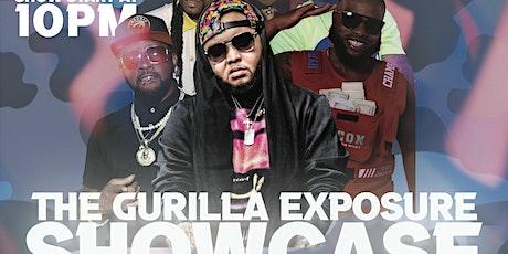 The Gurilla Exposure Showcase tickets