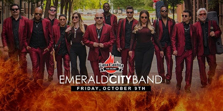 Emerald City Band feat. Texas Bluesmen [Limited Seating] tickets