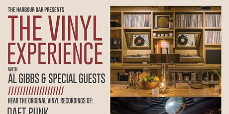 The Vinyl Experience 8.30 show tickets