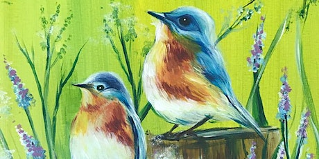 Chill & Paint Saturday Night  Auckland City  -  Western Bluebirds tickets