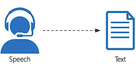 Creating a Speech Bot using Azure Speech SDK tickets