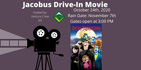 Jacobus Trunk-or-Treat and Drive-In Movie tickets