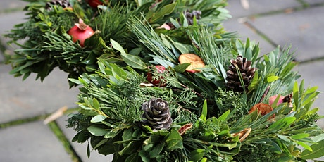 Wreath Making Workshop - Sat Dec 5th tickets