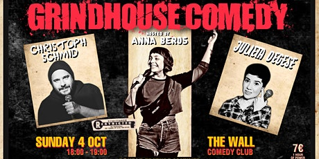 GRINDHOUSE Comedy Double Feature Matinee Tickets