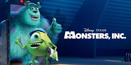 "Halloween Magical Movies at the Drive - In  ""Monsters Inc "" tickets"