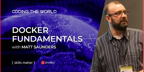 Docker Fundamentals with Matt Saunders tickets