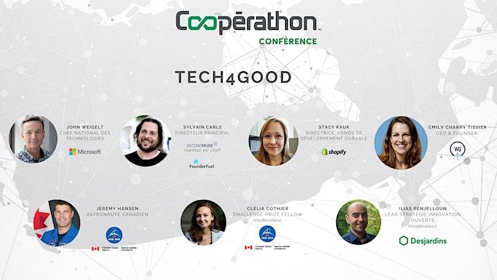 Image de Coopérathon Conférence 2020