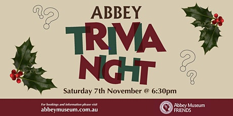 Abbey Trivia Night tickets