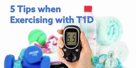 5 Tips When Exercising with T1D tickets