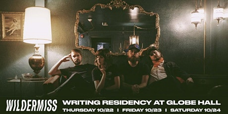 Wildermiss Writing Residency -- Day Three -- Late Show