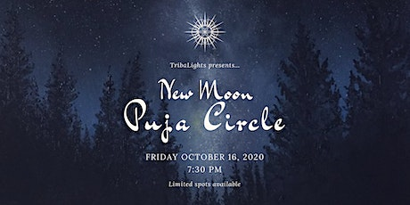 New Moon Puja Circle (IN-PERSON) tickets