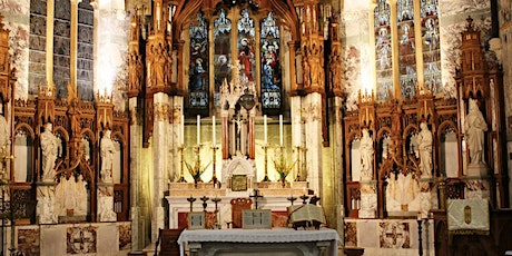 The Latin Mass In Aberdeen - 10th October 2020 (Sat) tickets