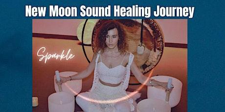 Outdoor New Moon Sound Healing Journey tickets