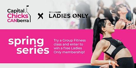 Ladies Only x Capital Chicks- Spring Series tickets