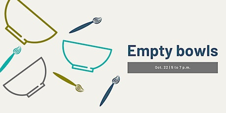 Empty Bowls Paint & Sip tickets