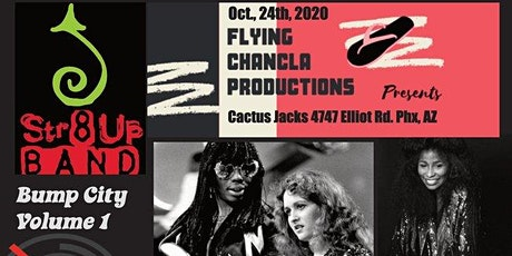 "Flying Chancla Presents ""A Tribute to Chaka Khan, Teena Marie & Rick James"" tickets"
