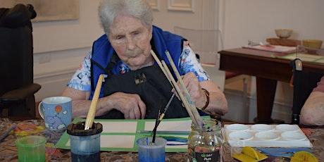 Make Moments at home Art Workshop  –West Harbour Gardens tickets