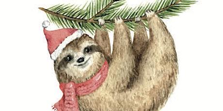 Xmas Sloth - Paddington Tavern (Dec 14 6.30pm) tickets