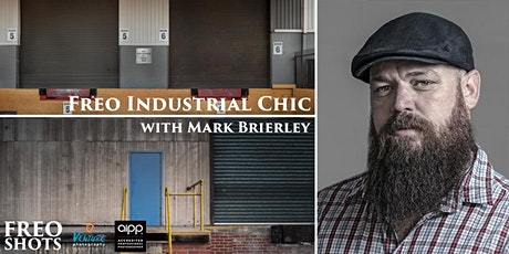 Freo Shots: Freo Industrial Chic with Mark Brierley tickets