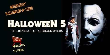 Halloween 5: The Revenge of Michael Myers (1989) Screening ONLY tickets