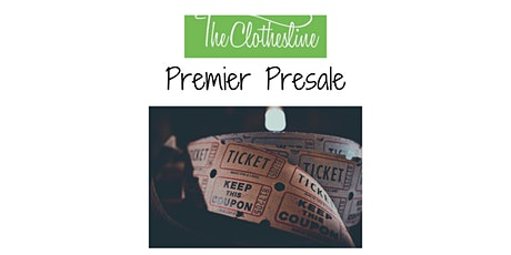 Premier Presale - The Clothesline Children's Consignment Sale tickets