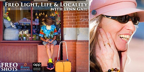 Freo Shots: Freo Light, Life & Locality with Lynn Gail tickets