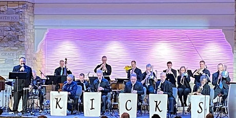 Masters of Big Band - Kicks Band's Fall Concert tickets