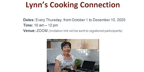 Lynn's Cooking Connection (Burnaby, BC) tickets