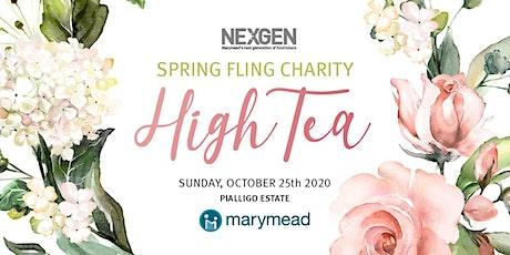 NEXGEN's Spring Fling Charity High Tea - Morning Session tickets