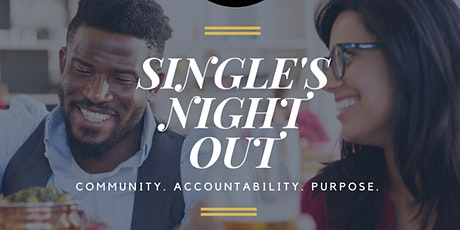 Singles & The City - Baltimore Launch Event tickets