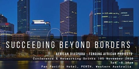 Succeeding Beyond Borders Conference & Networking Drinks tickets