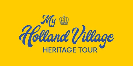 My Holland Village Heritage Tour [English] (18 October 2020) tickets