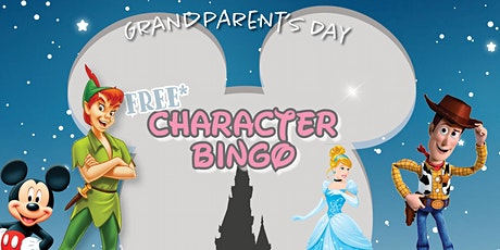Grandparent's Day - Kids Bingo tickets