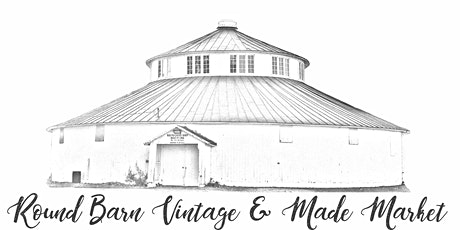 Spring at the Round Barn - Vintage & Made Market tickets