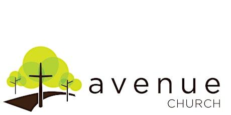 Avenue Church In Person Services tickets