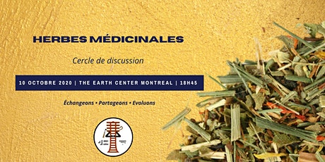 Herbes médicinales - Cercle de discussion billets
